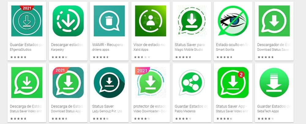aplicaciones para ver estados whatsapp bloqueados