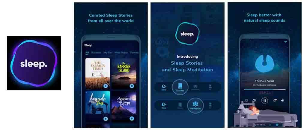 app free calm sleep