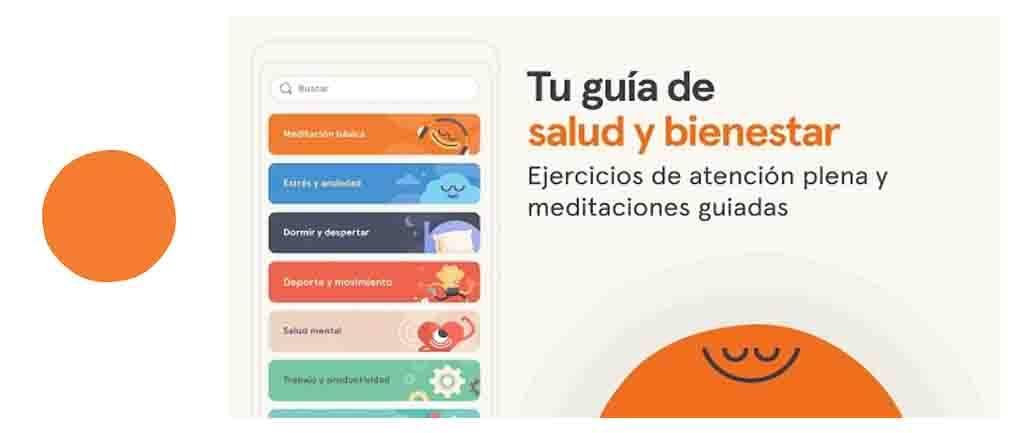 headspace salud y bienestar