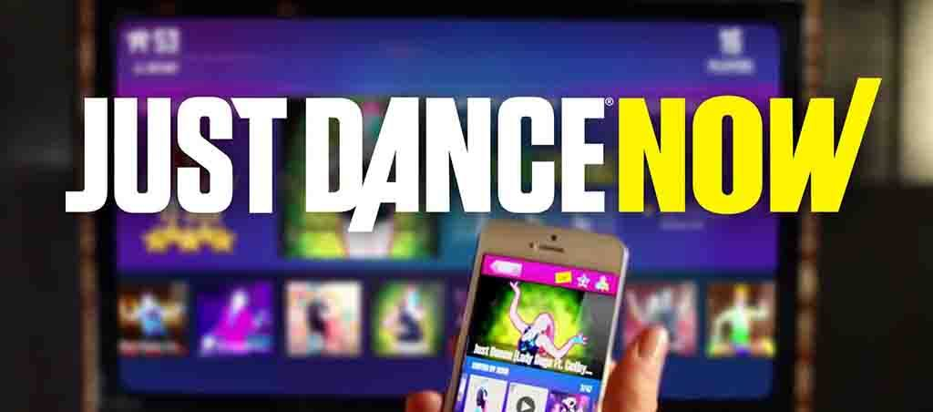 juega en familia y en casa con just dance